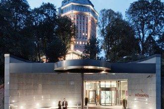Bild vom Hotel im Wasserturm